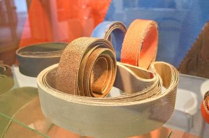 Abrasives belts